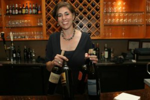 Myra Ghattas, owner of slate street cafe